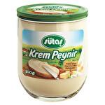 Sütaş Krem Peynir Cam 300 g