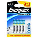 Energizer Maxi 3+1 AAA Pil