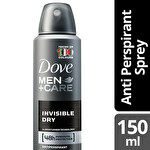 Dove Men +Care Invisible Dry 150 ml