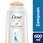 Dove Günlük Bakım Şampuanı 600 ml