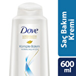 Dove Günlük Komple Bakım Saç Kremi 600 ml