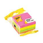 Notix Neon 4 Renk Kup 320 Yaprak 75X75 Asmalı