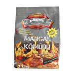 Dörtel Mangal Kömürü 2 kg