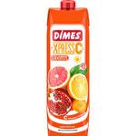 Dimes Xpress C %100 Karışık Meyve Suyu 1 lt