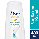 Dove Kırık Uçlara Karşı Saç Kremi 400 ml
