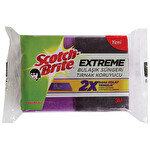 Scotch-Brite Extreme Bulaşık Süngeri Tırnak Koruyuculu 2'li