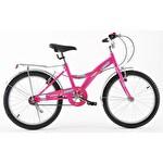 """Sweety 20"""" Pembe Bisiklet"""