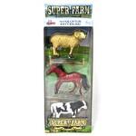 Çiftlik Hayvanları 3'lü