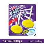 Cillit Bang Tuvalet WC Temizleyici Power & Fresh Klozet Blok Limon Ferahlığı