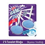 Cillit Bang Tuvalet WC Temizleyici Power & Fresh Klozet Blok Okyanus Ferahlığı
