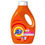 Alo Sıvı Çamaşır Deterjanı Ekstra Ferah Bahar 15 Yıkama Beyazlar ve Renkliler İçin