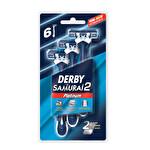 Derby Samurai Platinum 2 Blister 6'lı
