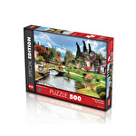 Yetişkin Puzzle 500 Parça
