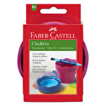 Faber Castell Sulu Boya Suluğu Vişne Renk