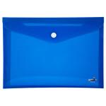 Umix A4 Neon Çıtçıtlı Dosya Mavi