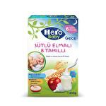 Hero Baby Sütlü 8 Tahıllı Elmalı 240g