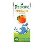 Tropicana Portakal Nektarı Tetra 200 Ml