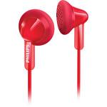 Phillips She3010Rd/00 Kırmızı Kulaklık
