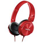 Philips SHL3060RD/00 Kırmızı Başbantlı Kulaklık