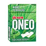 Ülker Oneo Yeşil Nane Aroamlı Draje Sakız 21 g