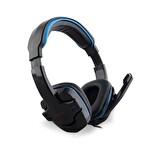 Snopy SN-R9 Siyah/Mavi Kulaklık