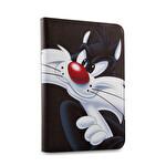 Addison 300788 7'' Siyah Slyvester Tablet Pc Kılıfı