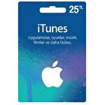iTunes Hediye Kartı 25 TL