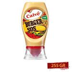 Calve Burger Sos 450 g