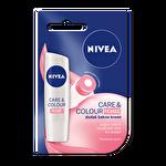 Nivea Lip Care & Colour Dudak Bakım Kremi Pembe