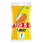 BIC 1 Sensitive Tıraş Bıçağı – 15'li Poşet