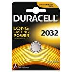 Duracell Özel 2032 Lityum Düğme Pil Tekli Paket