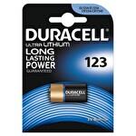 Duracell Özel Ultra Lityum 123 Foto Pil Tekli Paket