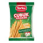Torku Baharatlı Çubuk Kraker 136 g