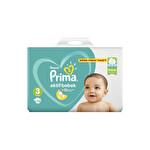 Prima Bebek Bezi Aktif Bebek 3 Beden Midi Süper Fırsat Paketi 94 Adet