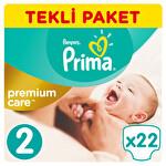 Prima Premium Care Mini Tekli Paket 22'li