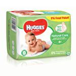 Huggies Doğal Bakım Islak Havlu 3'lü