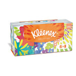 Kleenex Collection 6'lı Cep Mendili