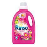 Rinso Çiçek Bahçesi Sıvı Deterjan 2700 ml