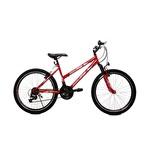 """Dream 26"""" Tek Amort. 21V Bisiklet Kırmızı"""