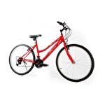"Dinamica Florine 26"" 21 Vites Kırmızı Bisiklet"
