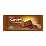 Ülker Saklıköy Çikolatalı Kremalı Bisküvi 87 g