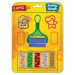 5 Renk Oyun Hamuru L8361