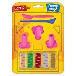 5 Renk Oyun Hamuru L8364