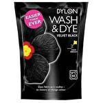 Dylon Wash&Dye Siyah Giysi Boyası