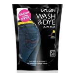 Dylon Wash&Dye Kot Mavisi Giysi Boyası
