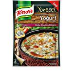Knorr Dövme Buğdaylı ve Nohutlu Yoğurt Çorbası