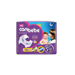 Canbebe Jumbo Paket Junior Plus (13-20 Kg) 30'lu