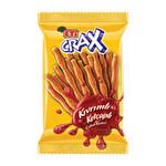 Eti Crax Kıvrımlı Ketçaplı Çubuk Kraker 115 g
