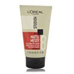 Loreal Paris Line Studio Matt-Messy Mat Etkili Krem Wax 150ml