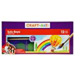 Craft&Arts 12'li Küçük Sulu Boya